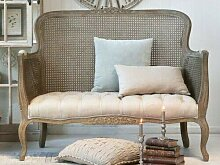 Chic Antique Neu französisches Sofa Chippendale