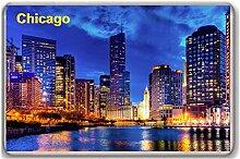 Chicago/fridge magnet.!!!!! - Kühlschrankmagne