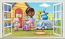 Chicbanners Doc McStuffins V101 Magisches