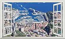Chicbanners Monaco Monte Carlo 3D V001 Magisches
