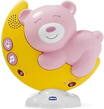 Chicco Mobile Next2Moon, Pink, mit Licht und Sound