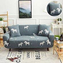 Chickwin Elastisch Sofa Überwürfe Sofabezug,