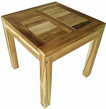 CHICREAT Teakholz Tisch ca. 50x50 cm Gartentisch