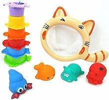 chifans Kinder Badewannenspielzeug Set,