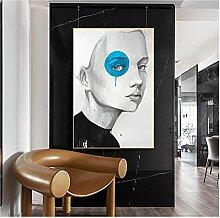 Chihie Wandkunst Dekorative Bilddrucke auf