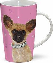 Chihuahua - Mug - Becher - Latte