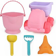 Children's Beach Toy Set Kinder weichen Strand
