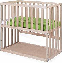 babybett beistellbett g nstig online kaufen lionshome. Black Bedroom Furniture Sets. Home Design Ideas
