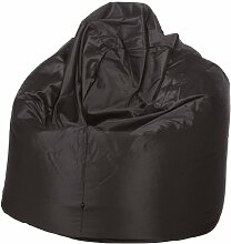 Chill Zone Black 1 Sitzsack, Big 300 NC 130 x 70 cm