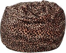 Chill Zone Cat Leo Sitzsack, Big 300 Wild 130 x 70 cm