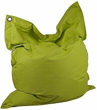 Chill Zone Lime 6 Sitzsack, Big Sitting Bag 140 x 180 cm