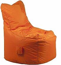 Chill Zone Orange 5 Sitzsack, Comfort Strong nylon 80 x 60 x 45/100