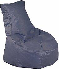Chill Zone Purple 19 Sitzsack, Comfort Chess 80 x 86 x 26/95 cm