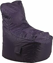 Chill Zone Purple 19 Sitzsack, Comfort Strong nylon 80 x 60 x 45/100