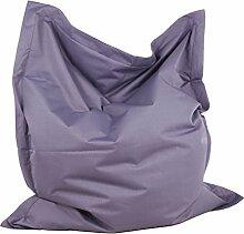 Chill Zone Purple 19 Sitzsack, Sitting Bag Chess 135 x 160 cm