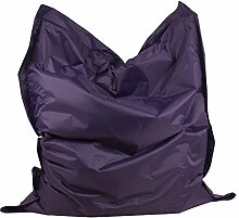 Chill Zone Purple 19 Sitzsack, Sitting Bag Strong nylon 135 x 160 cm