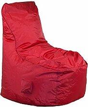 Chill Zone Red 2 Sitzsack, Comfort Strong nylon 80 x 60 x 45/100