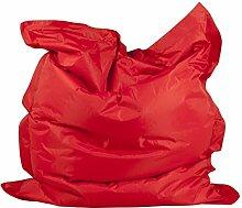 Chill Zone Red 2 Sitzsack, Sitting Bag Strong nylon 135 x 160 cm
