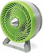 ChillOut GF602E Tischventilator, grün
