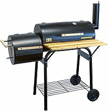 Chillroi Grill Smoker BBQ Holzkohle Barbecue