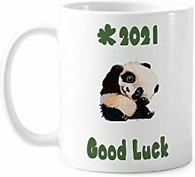 China Panda Cubs Trottie Lovely Baby Good Luck