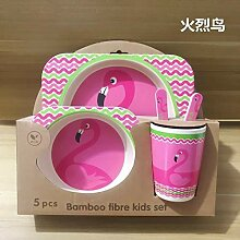 China Porzellanteller Keramik Kinderbesteck