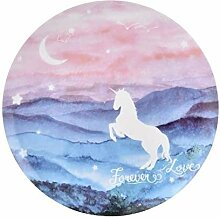 China Porzellanteller Teller Lovely Unicorn