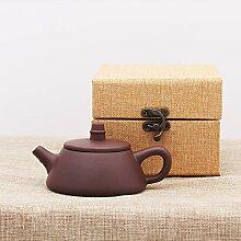 China Yixing Purple Clay Teekanne – Boccaro