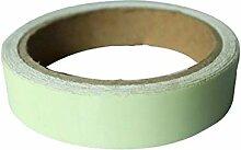 CHINAJIAODAI 1 Rolle grün Glow Tape