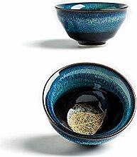 Chinese Tea Cup Porzellan Celadon Maple Leaf