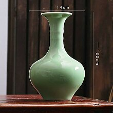 Chinesisch Antik Keramikvase Traditionellen