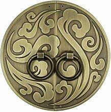 Chinesisch Kupfer Griff/Antike Hand/Schrank Türen Zubehör/Schranktür Schublade Griff-D