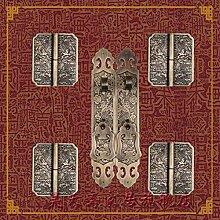 Chinesisch-Stil Antik Kupfer Fittings in der Ming