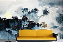 Chinesische abstrakte Rauch-Alpen-Schneeflocke