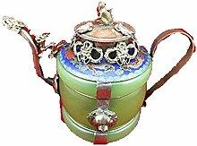 Chinesische alte tibetische Silberne