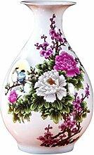 Chinesische Art Keramik Vase, Dekoration Vase und