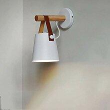 Chinesische Art Wandlampe Schmiedeeisen