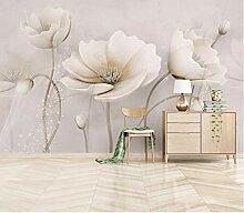 Chinesische Dreidimensionale Lilienblume