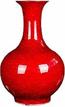 Chinesische Jingdezhen Keramik Vase, perfekte Vase
