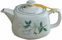 Chinesische Keramik Teekanne Jasmine Teegeschirr