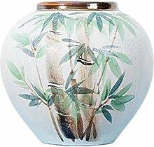 Chinesische Keramik Vase, Jing Dezhen Kleine