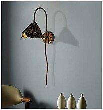 Chinesische kreative Wandlampe, moderne