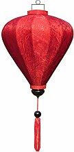 Chinesische Lampe Ballon Rot by Lampionsenzo