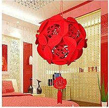 Chinesische Laterne, Dekoration Zubehör Hängende