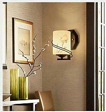 Chinesische LED-Wandlampe Wohnzimmerwand Lampe