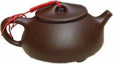 Chinesische lila Ton Teekanne mit 2 Tassen 8,5 OZ