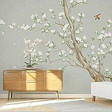 Chinesische mit Filigran geschmückte Blumen und