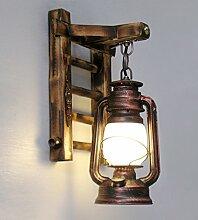 Chinesische Retro- Wandlampe Nostalgische Lampen
