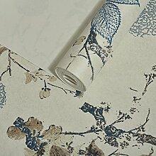 chinesische Schlafzimmer Tapeten Vliestapete das Wohnzimmer TV Wand Hintergrundbild-A