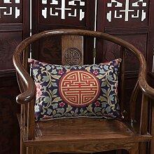 Chinesische Stil Kissen Kissen Klassische Sofa